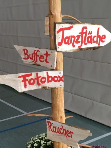 Fotobox Sigmaringen - wo gehts lang